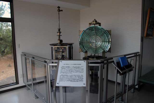 安乗崎旧灯器