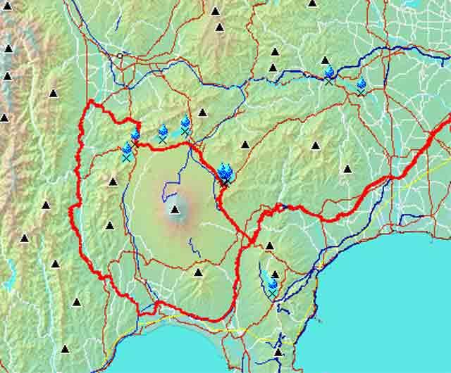 試走360km(2003/6/8(日))