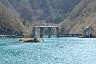 奈良田湖2