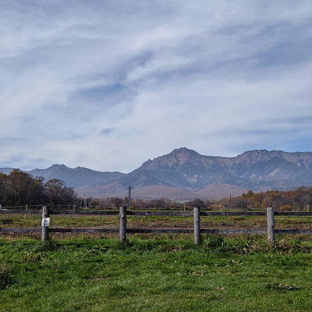 八ヶ岳は綺麗。#touring #touringbike